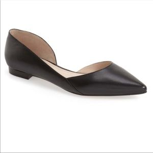 Marc Fisher Shoes - Marc Fisher Leather Flats